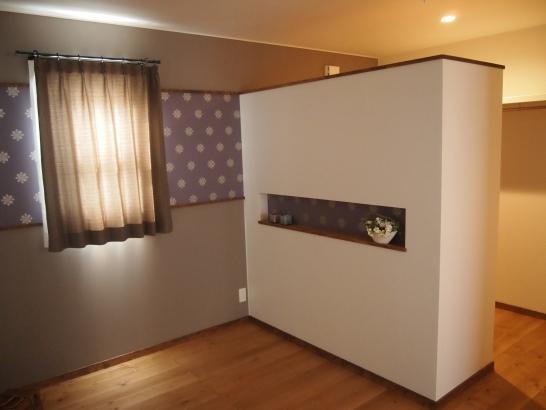 主寝室+収納