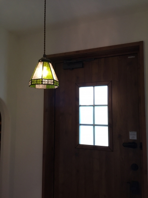 玄関・ライト