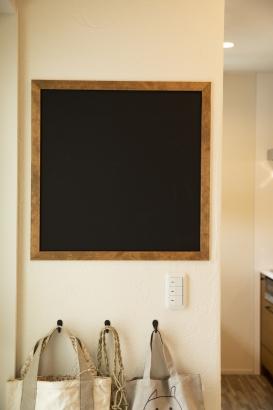 マグネット式の伝言板