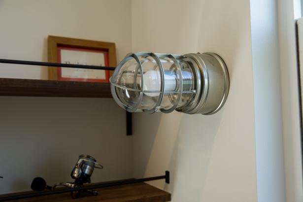 空間に合わせた、照明選びでより素敵な仕上がりになりますね。