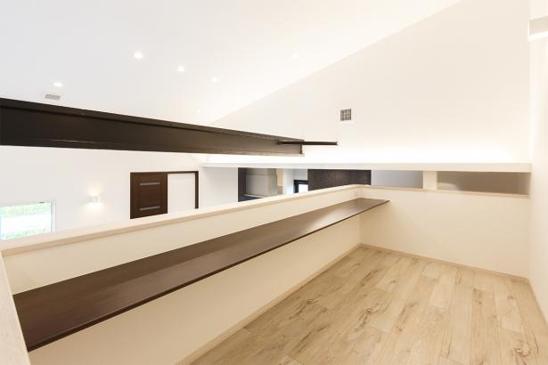 1.5階のロフト2