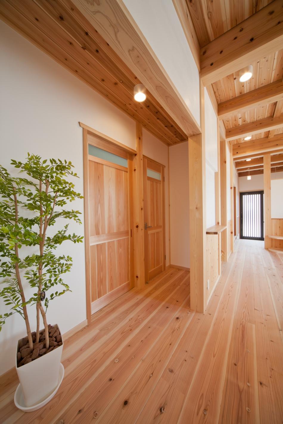 オリジナル木製建具